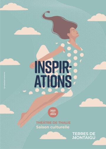 visuel - Théâtre de Thalie 2021-2022 Terres de Montaigu